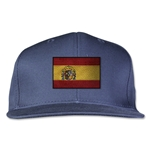 Spain Flatbill Cap (Navy)