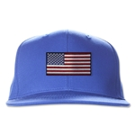 USA Flatbill Cap (Royal)