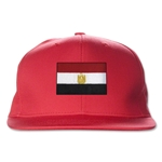 Egypt Flatbill Cap (Red)
