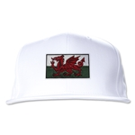 Wales Flatbill Cap (White)