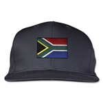 South Africa Flatbill Cap (Black)