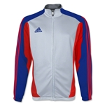 adidas KHA Custom Women's Jacket (Gray)