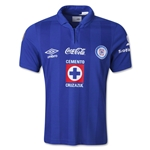 Cruz Azul 13/14 Jersey de Futbol Local