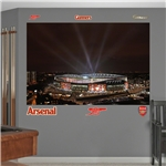 Arsenal Night Sky Stadium Mural Fathead