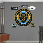 Philadelphia Union Logo Wall Fathead