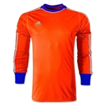 adidas Rush Custom Goalkeeper Jersey (Orange)