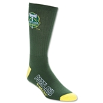 Portland Timbers Team Color Sock