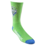 Seattle Sounders Team Color Sock