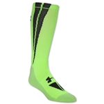Under Armour Ignite Crew Sock (Lime/Black)
