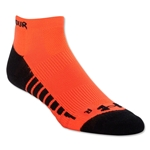 Under Armour Full Cushion Performance Sock (Neon Orange)
