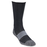 Under Armour HeatGear Performance Crew Sock (Black)