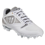 Warrior Gospel Cleat (White)