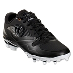 Warrior Gospel Lacrosse Cleats (Black)