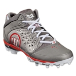 Warrior Adonis Cleat (Grey/Red)