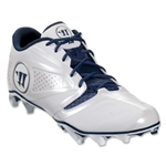 Warrior Burn 7 Low Cleat (Blue)