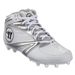 Warrior Second Degree 3.0 Cleat (White)