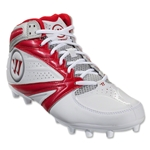 Warrior Second Degree 3.0 Cleat (Red)