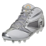 Warrior Burn 7 Junior (White/Silver)