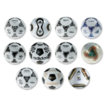 adidas FIFA World Cup Historical Match Ball Collection (1970-2010)