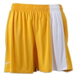 Nike Women's Striker Short 13 (Gold)