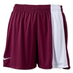 Nike Women's Striker Short 13 (Maroon)