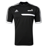 adidas Serevi Tiro 13 Training Jersey (Black)