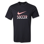 Nike Legend Soccer T-Shirt (Blk/Orange)