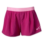 Nike Lax Women's Icon Woven Short (Pink)