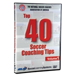 Top 40 Soccer Coaching Tips DVD