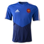 France Rugby 13/14 Performance T-Shirt