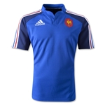France 13/14 Training SS Rugby Jersey