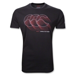 Canterbury CCC The Feint SS T-Shirt (Black)