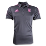 Stade Francais SS Supporter Polo (Gray)