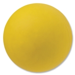 Brine NFHS Case of Balls 120 Lacrosse Balls (Yellow)