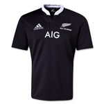 All Blacks 13/14 Home SS Rugby Jersey