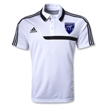 Rugby Iowa CL Polo (White)