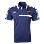 Michigan Rugby CL Polo (Navy)