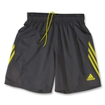 adidas Youth a10 Short (Bk/Gold)