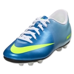 Nike Mercurial Vortex FG R Junior (Neptune Blue)