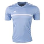 adidas MLS 15 Match Soccer Jersey (Sk/Wh)