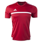 adidas MLS 15 Match Soccer Jersey (Sc/Wh)