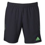 adidas SpeedKick Short (Blk/Green)