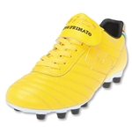 Lotto Stadio Primato K FG Soccer Shoes (Yellow/Yellow/Black)