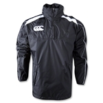 Canterbury CCC Elite 1/4 Zip Rain Jacket (Black)