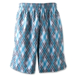 Warrior BBQ Short 13 (Blue)