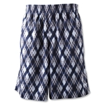 Warrior BBQ Short 13 (Navy)