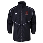 Village Lions Canterbury Club Track Jacket (Black)