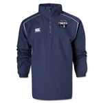 New York Rugby Club Canterbury 1/4 Zip Jacket (Navy)