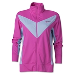 Nike Women's Soccer Warm-Up Jacket (Pink)