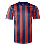 Nike Academy 14 Jersey (Navy/Red)